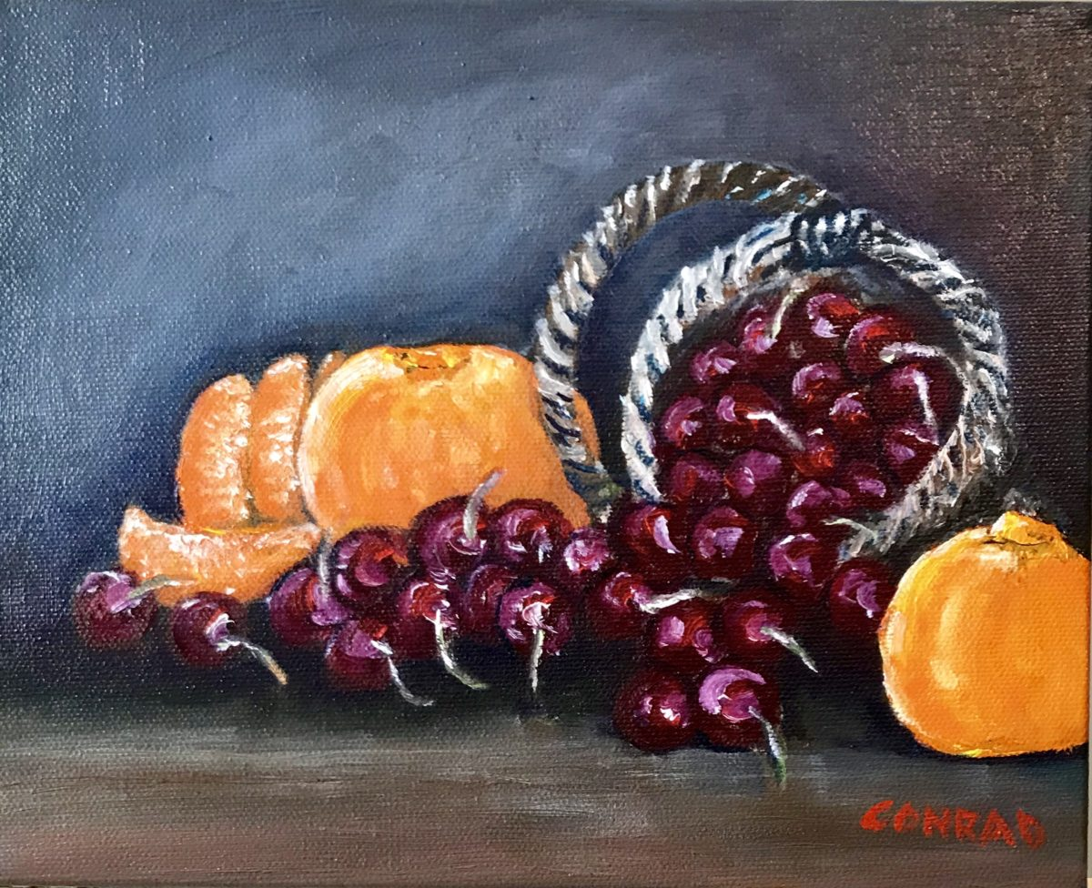 Cherries & Tangerines